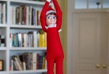 Elf Adventures / Ideas for our elf on the shelf. / by Shawn Shreeves