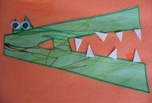 A green / by sprogkiosken