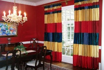 Drapery and window fashions / by Cheryl Draa Interior Designs