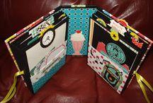 Crafts...Mini Albums / Crafts...Mini Albums / by Kathleen Mayhew