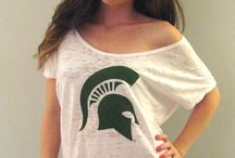 Michigan State University Styles from CollegeHautees.com / Haute Michigan State Styles Sold By College Hautees. Shop for MSU at http://www.collegehautees.com/shop-school/michigan-state-spartans / by College Hautees