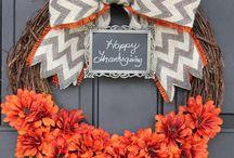 Wreaths / by Shea Lusk
