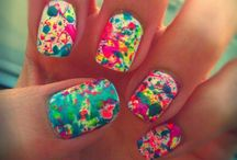 Nails / Nail designs and tips / by Emily Brooks
