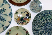 Plates as Art / by Mary @ At Home on the Bay