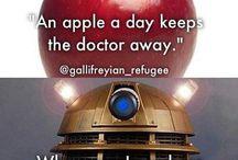 Doctor Who / by Mugdha Sanglikar