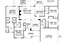 Dream Home Ideas / by Karen Griffin