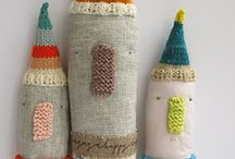 Eco and Handmade Toys / Eco-friendly and handmade toys for babies and kids. / by Petit Eco Kids