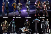 Mass Effect / by Nathalie Caron