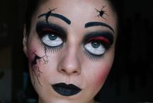 Halloween ideas / by Holly Moczygemba