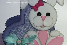 Scrapbook-Easter Cards / by Dorota Wrona
