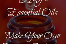 Essential Oils Recipes and Remedies / by Peace, Love, and Low Carb