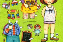Paper Dolls / by Sue Combs