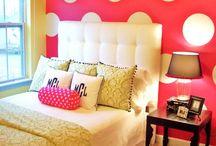 Mahra's room / by Tina Wilson