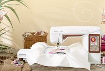 DESIGNER TOPAZ™ 40 sewing and embroidery machine / by Husqvarna Viking® Sewing and Embroidery Machine