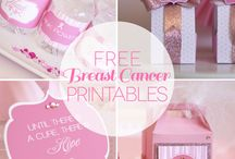 Breast Cancer Awareness / by Paula Biggs for Frog Prince Paperie