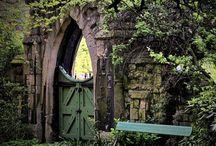 My Secret Gardens.... / by Kat
