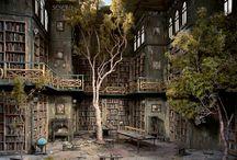 Diorama / by Lori Kenyon