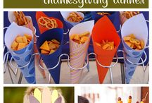 thanksgiving ideas / by Alana Lilie