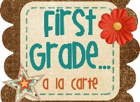 First Grade a la Carte / Ideas from my blog / by Kathy Law