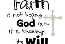 Faith / by Savanna Stabenow