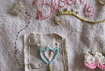embroidery / by Jessamyn Sommers