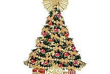 Ornaments / Ornaments I want for my Christmas Tree(s!) / by Jessica Culpepper