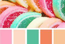colorwheel goodness / by Kayla Aimee