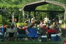 Woodsong Concert Series / Klehm Arboretum  in Rockford, IL / by Klehm Arboretum & Botanic Garden