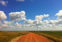Never thought I'd miss this place so much / North Dakota  / by Arielle Van Vleet
