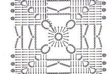 crochet it ~ chart it / by Barbara Harris