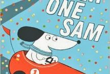 2015 PA One Book: Number One Sam / by PaLA Youth Services