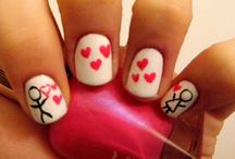 Nailsss!!! <3 / by Bethanie Trees