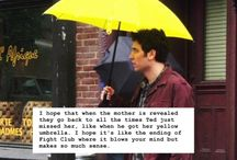 How I Met Your Mother.  / by Karen Green