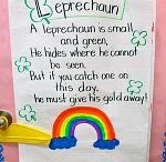 Preschool St. Patrick's Day / by Leslie Leo-August