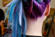 awesome hair / by Jenny Allen