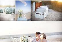 Beach Themed Wedding / by Fancy That