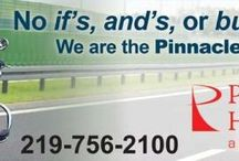 Spine Care / No If's, And's, or Butt's about it.  We are the Pinnacle of Spine Care! / by Pinnacle Hospital