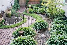 Garden & Yard / The best place to find God is in a garden. You can dig for him there. -George Bernard Shaw   / by jill-in-chaos