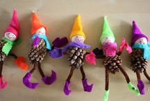 school and kid crafts / by Beth Bostick