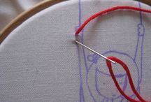 Embroidery! / by Maddy Allinder