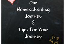Homeschooling / by Kelleen Thornock
