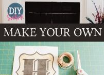 Crafts! DIY! / by Alyssa Marie