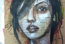 Mixed Media / by Holly Kincaid