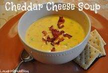 Soup to Warm the Soul / by Amy Myers