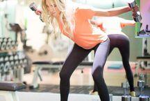Workout / by Leah Bonvillian