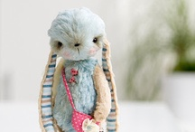 Stuffed toys / by Pauline Teng