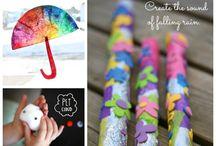 Kids Crafts / by Heather {It's A Long Story}