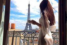 Paris <3 / by Mercedes Bunton