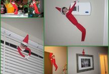 Elf on the shelf / by Amy Glenn
