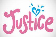 Justice Clothing / by Rachel Newsom